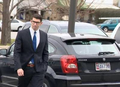 News video: Michael Phelps Pleads Guilty to DUI, Footage Shows Him Flashin