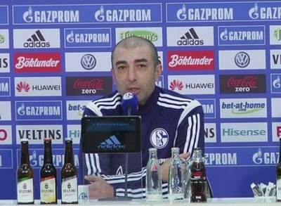 News video: Di Matteo Weary of Hamburg Defence