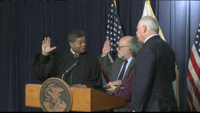 News video: Quinn appoints comptroller