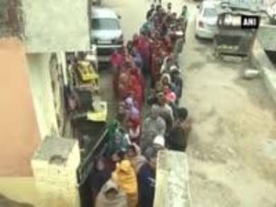 News video: Polling begins in Jammu and Kashmir